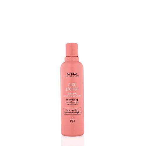 aveda nutriplenish shampoo light beauty art mexico