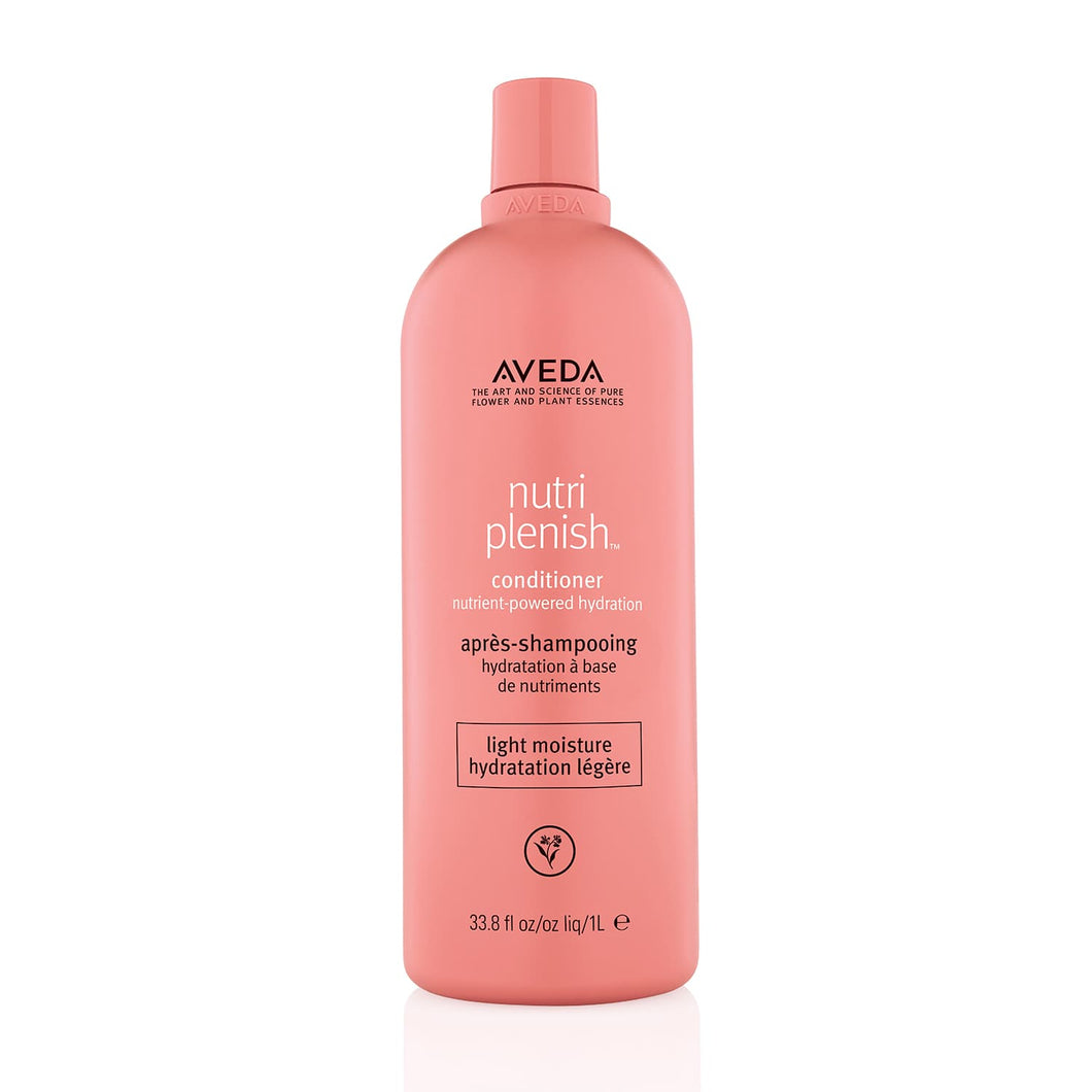 aveda nutriplenish conditioner light back bar beauty art mexico