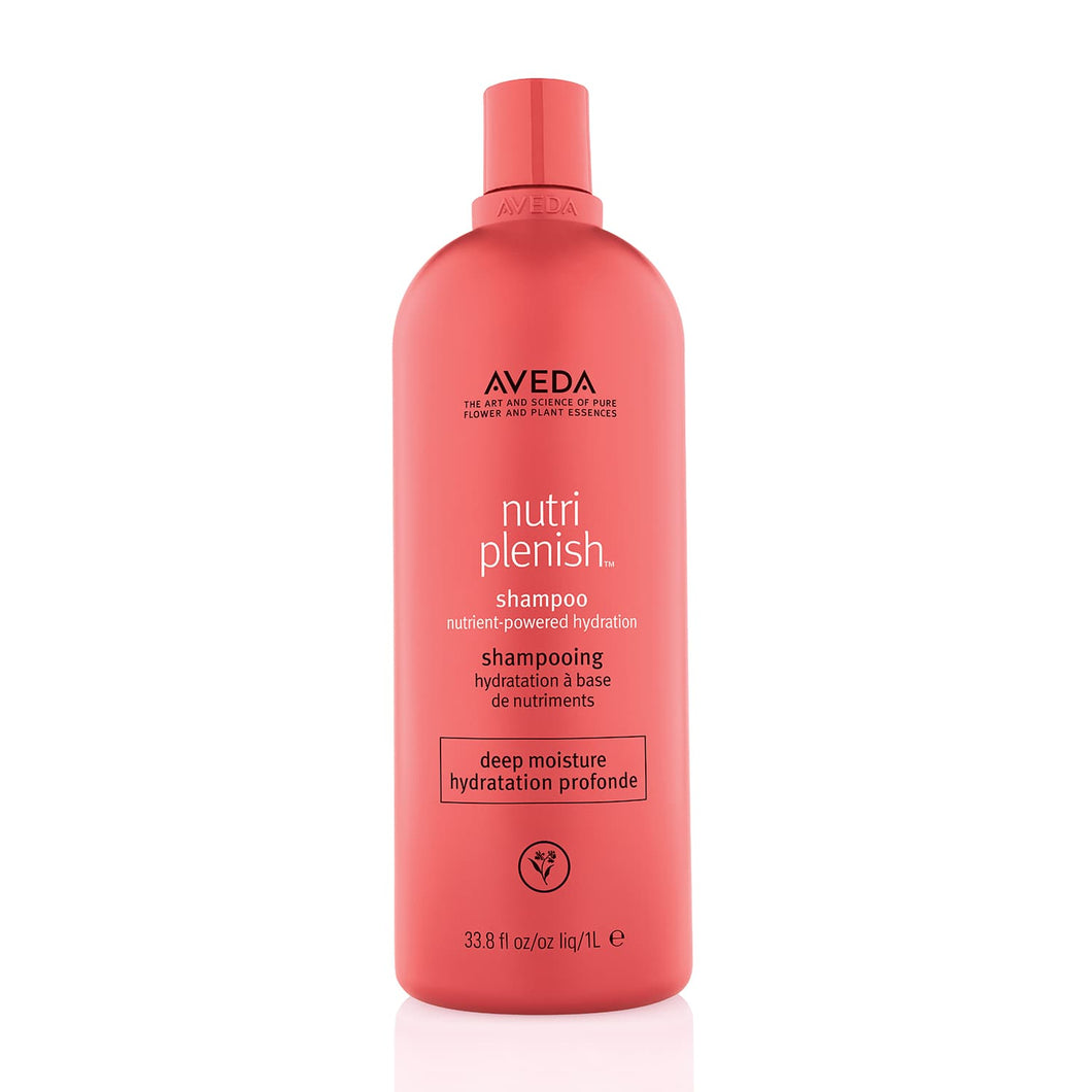 aveda nutriplenish shampoo deep beauty art mexico