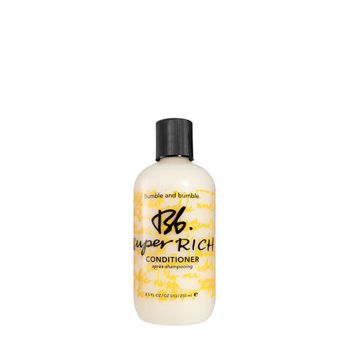 bumble and bumble super rich conditioner beauty art mexico