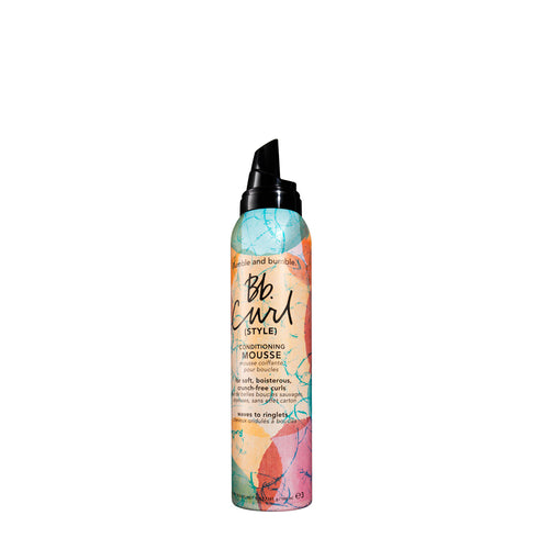 bumble and bumble curl conditioning mousse beauty art mexico