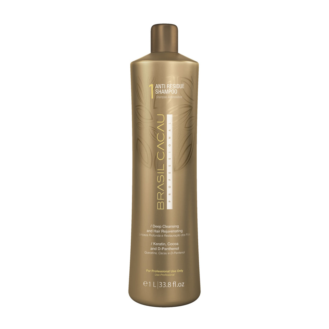 SHAMPOO ANTIRESIDUOS, 1000 ML