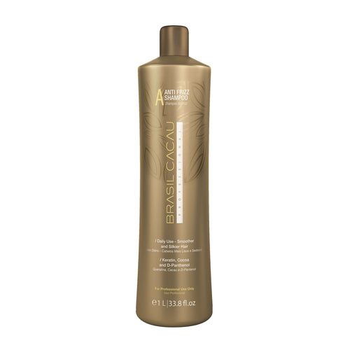 SHAMPOO ANTI FRIZZ, 1000 ML