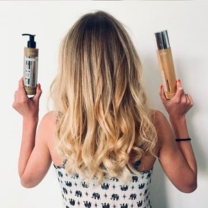by fama cool blonde plus hair mask beauty art mexico