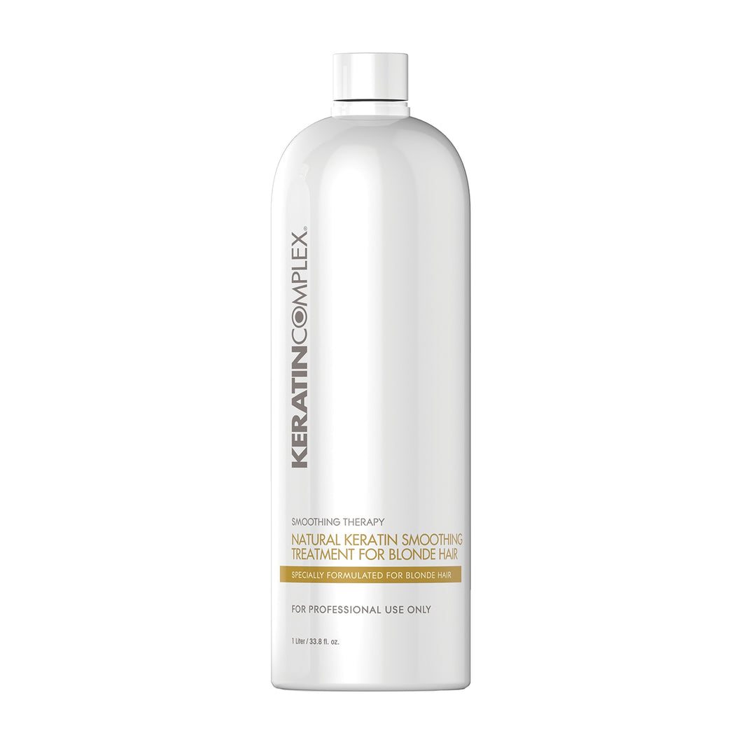SMOOTHING TREATMENT BLONDE 1000 ML