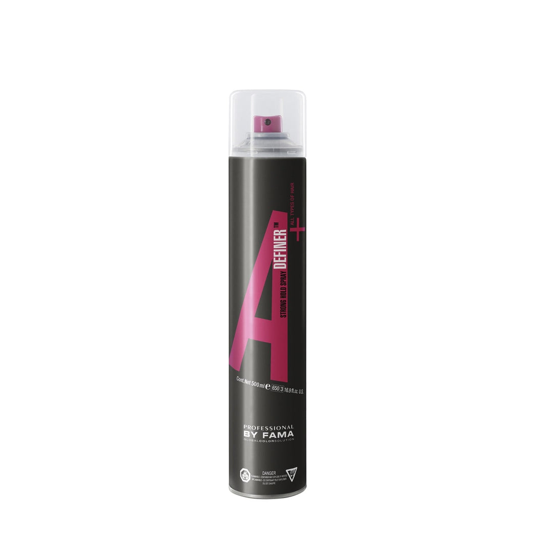 by fama definer strong hold spray spray beauty art mexico