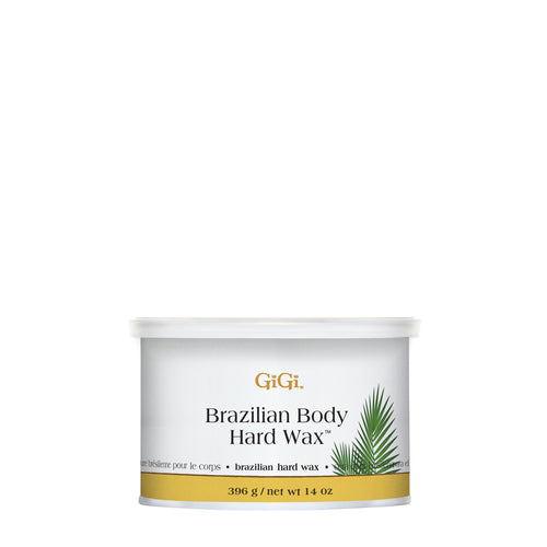 BRAZILIAN BODY HARD WAX, 396 GR / 14 OZ