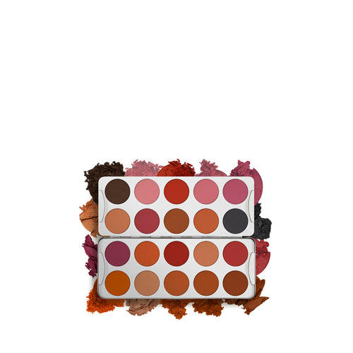 kryolan blusher dry rouge set 20 beauty art mexico