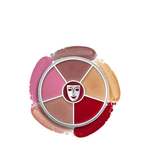 kryolan lip shine circle beauty art mexico