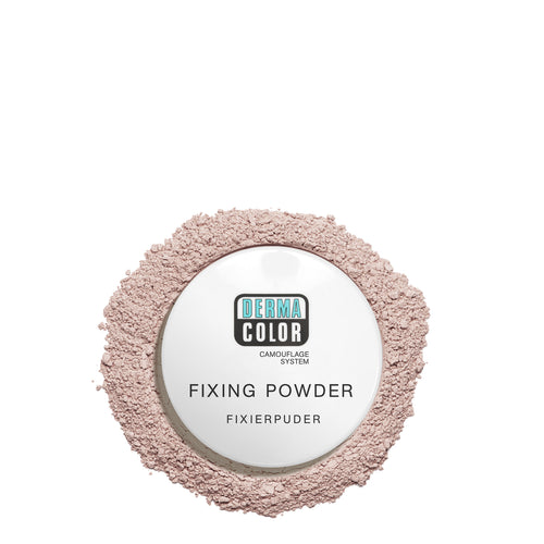 kryolan dermacolor fixin powder p3 20 g polvo fijador beauty art mexico