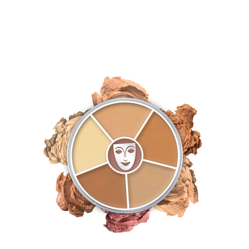 kryolan dermacolor concealer circle beauty art mexico