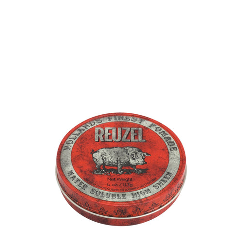 reuzel red pomade water soluble beauty art mexico