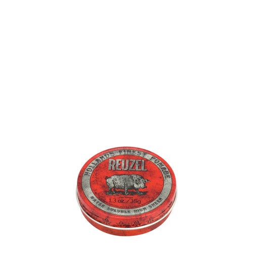 RED POMADE WATER SOLUBLE, 35 GR