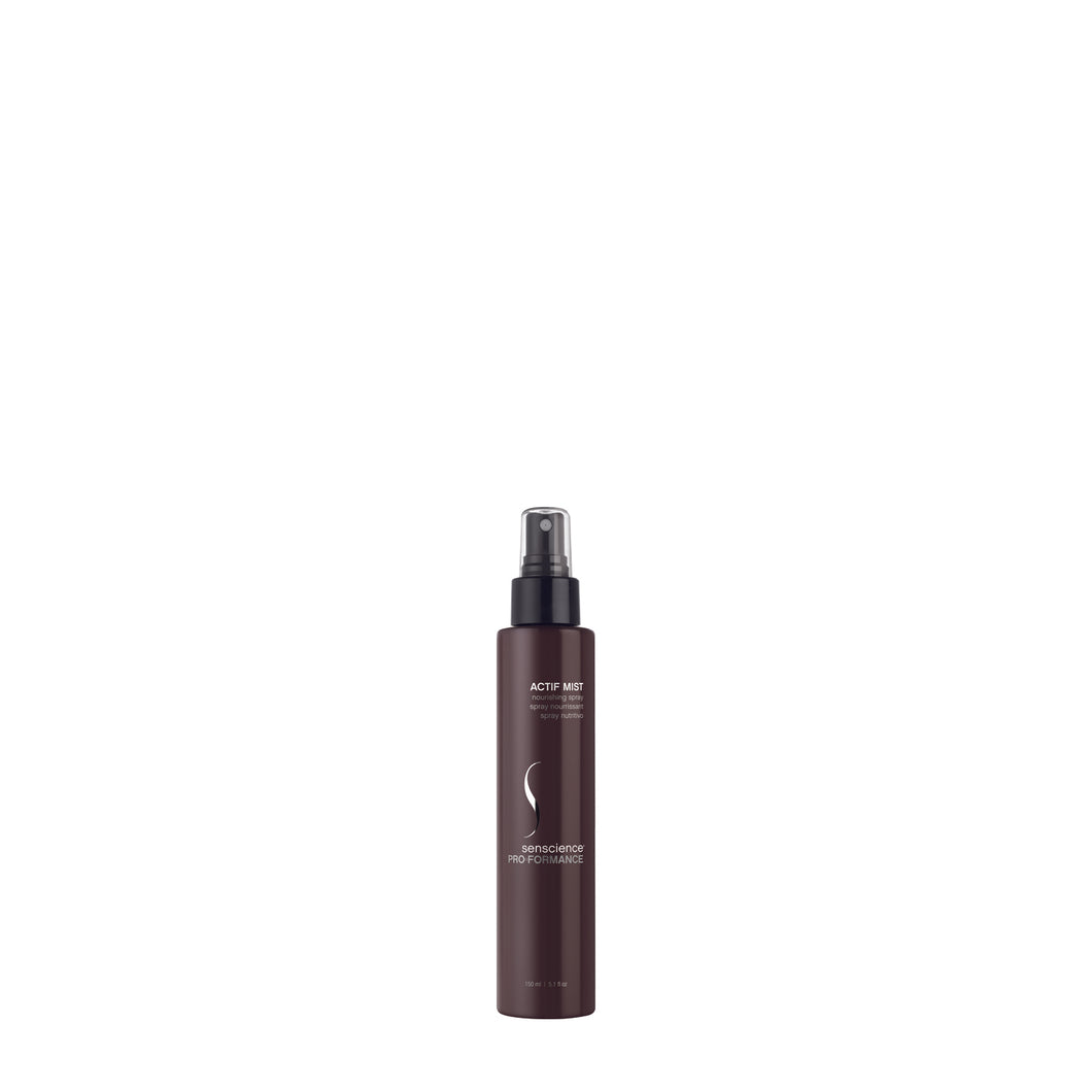 senscience actif mist spray proformance beauty art mexico
