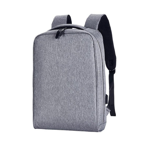 Men's Women's anti-theft Laptop backpack Backpack Gray