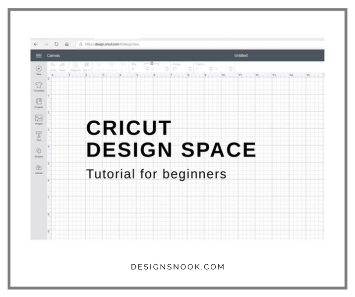 [Cricut Design Space] How to upload your design - a step by step process (photo tutorials)