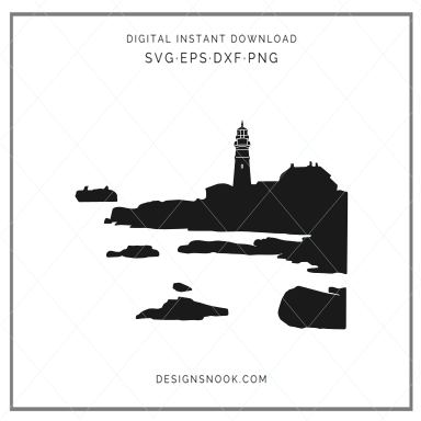 Lighthouse - SVG