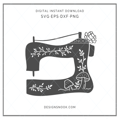 Sewing Machine - SVG