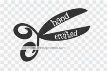 Load image into Gallery viewer, Sewing svg, sewers, sewist, scissors, handmade, craft project, decal tattoo clip art car sticker stencil template transfer svg vector 1295