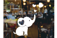 Load image into Gallery viewer, Baby Elephant SVG