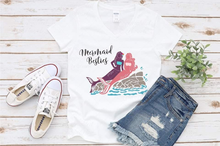 Load image into Gallery viewer, Mermaid Besties - SVG