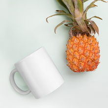 Load image into Gallery viewer, Hustle Mode ON. Coffee mug with text, choose from 2 sizes - 11oz or 15oz or both