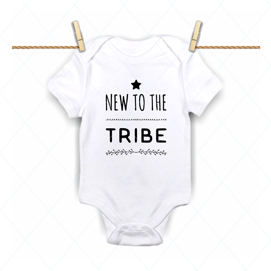 New to the tribe - SVG