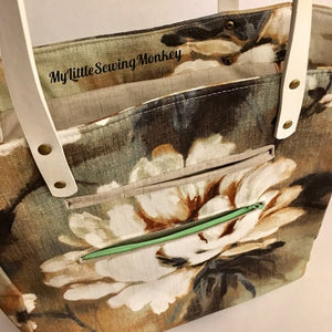 Free Sewing Pattern - Tote Bag
