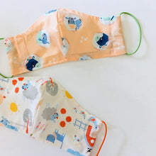 Load image into Gallery viewer, PDF Sewing Pattern - Fabric face mask