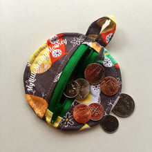 Load image into Gallery viewer, PDF Sewing Pattern - Naples Zippered Coin Purse, Sewing DIY, Sewing Tutorial, Sewing how-to