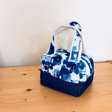 Load image into Gallery viewer, Free Sewing Pattern, PDF Sewing Pattern - Bordeaux Mini Duffel Bag - 2 sizes
