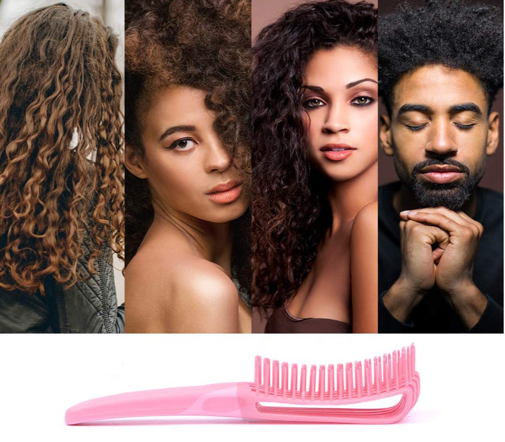 Detangling Brush for natural hair