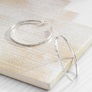 Circle Up Hoop Earrings