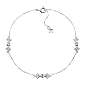 Clarity Peace Anklet