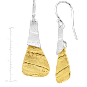 Combination Drop Earrings