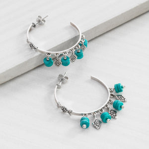 Dive In Hoop Earrings