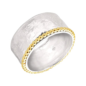 Dotted Trim Ring