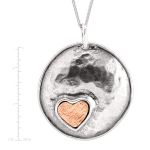 From the Bottom of My Heart Pendant