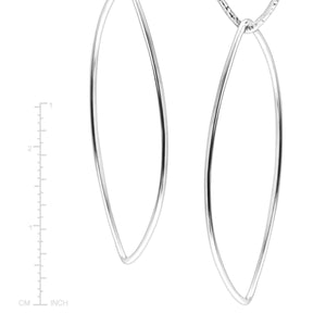 Interlocking Drop Earrings