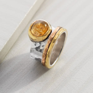 Metallic Mix Ring