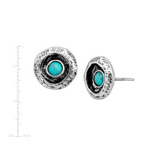 Ringed Atoll Earrings