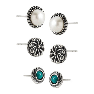 Set in Style Earrings