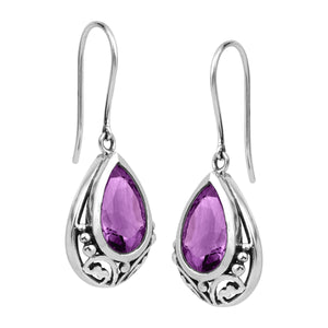 Thistle Drop Earrings
