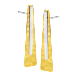 Three-Way Convertible Drop Earrings