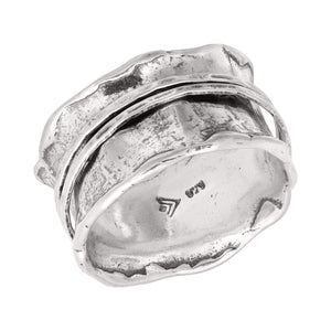 Wave Rider Ring