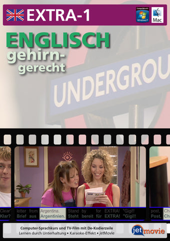 Englisch Extra, Episode 1, jetMovie