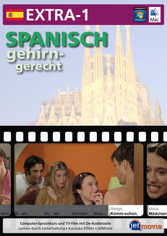 Spanisch Extra, Episode 1, jetMovie