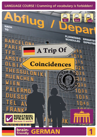German, A Trip of Coincidences