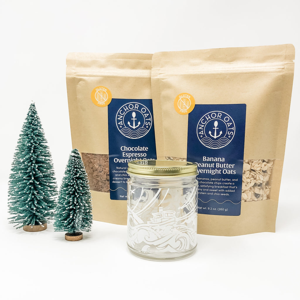 Holiday Shipping and Current Anchor Oats Deals