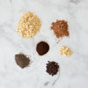 Chocolate Espresso Overnight Oats Ingredients